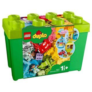 Констр-р LEGO Дупло Большая коробка с кубиками