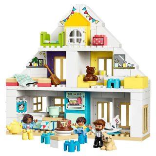 Констр-р LEGO Дупло Модульный игрушечный дом
