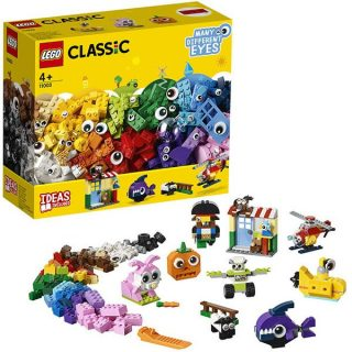Констр-р LEGO Classic Кубики и глазки