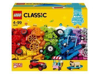 Констр-р LEGOClassic Модели на колёсах