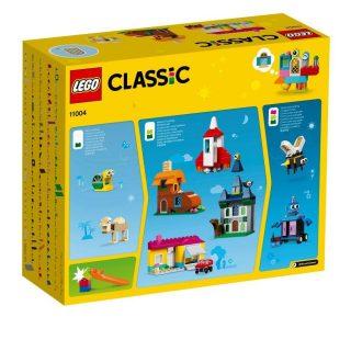Констр-р LEGO Classic Набор для творчества с окнами