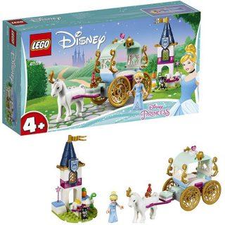 Констр-р LEGO Disney Princess Карета Золушки