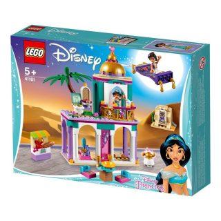 Констр-р LEGO Disney Princess Приключения Аладдина и Жасмин во дворце