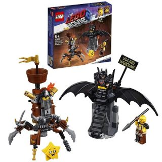 Констр-р LEGO Movie Боевой Бэтмен и Железная борода