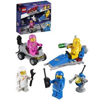 Констр-р LEGO Movie Космический отряд Бенни