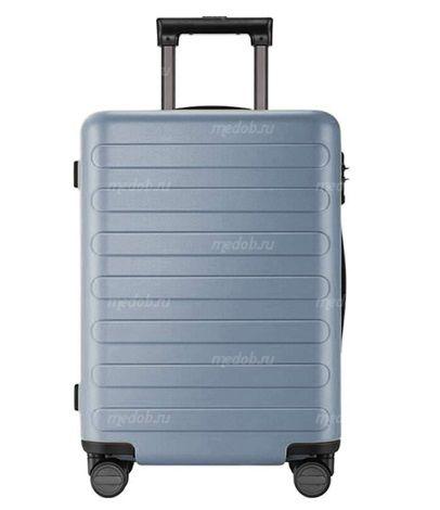 Чемодан Ninetygo Business Travel Luggage 28 Light Blue