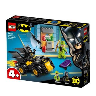Констр-р LEGO Super Heroes Бэтмен и ограбление Загадочника