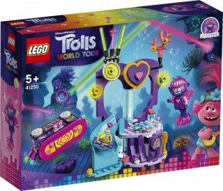 Констр-р LEGO Trolls Вечеринка на Техно-рифе
