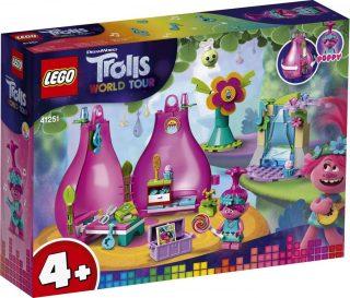 Констр-р LEGO Trolls Домик-бутон Розочки