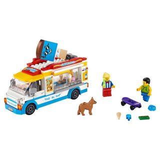 Констр-р LEGO Город Great Vehicles Грузовик мороженщика