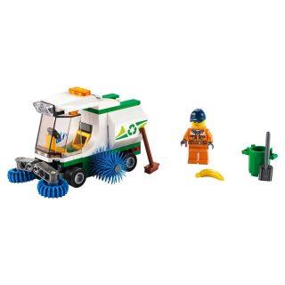 Констр-р LEGO Город Great Vehicles Машина для очистки улиц