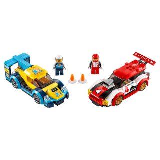 Констр-р LEGO Город Turbo Wheels Гоночные автомобили
