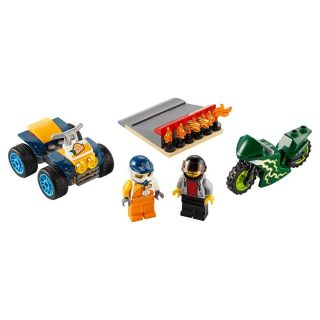 Констр-р LEGO Город Turbo Wheels Команда каскадёров