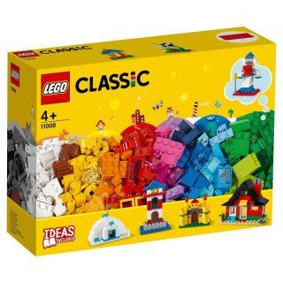 Констр-р LEGO Классика Кубики и домики