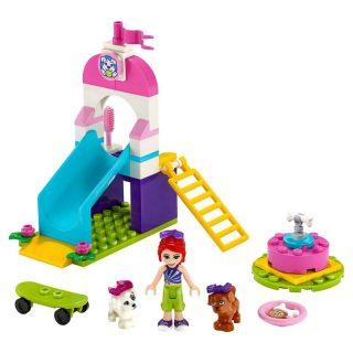 Констр-р LEGO Подружки Игровая площадка для щенков