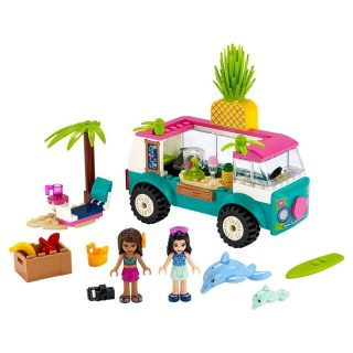 Констр-р LEGO Подружки Фургон-бар для приготовления сока