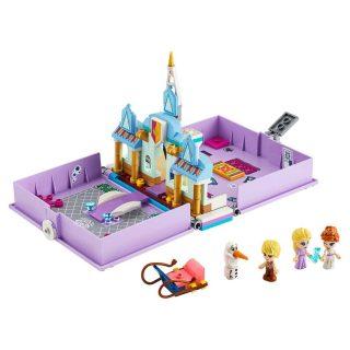 Констр-р LEGO Принцессы Дисней Книга сказочных приключений Анны и Эльзы?