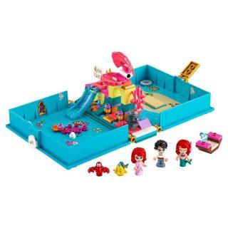 Констр-р LEGO Принцессы Дисней Книга сказочных приключений Ариэль?