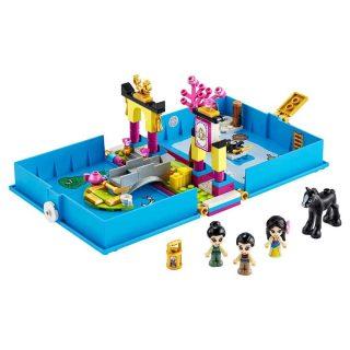 Констр-р LEGO Принцессы Дисней Книга сказочных приключений Мулан?