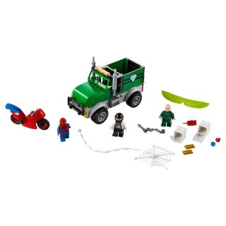 Констр-р LEGO Супер Герои Ограбление Стервятника
