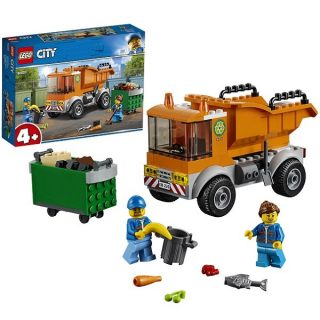 Констр-р LEGO City Great Vehicles Мусоровоз