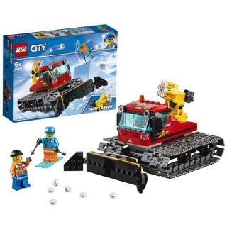 Констр-р LEGO City Great Vehicles Снегоуборочная машина