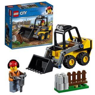 Констр-р LEGO City Great Vehicles Строительный погрузчик