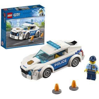 Констр-р LEGO City Police Автомобиль полицейского патруля