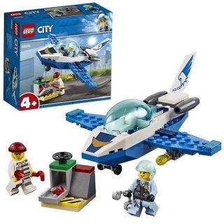 Констр-р LEGO City Police Воздушная полиция: патрульный самолёт