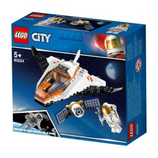 Констр-р LEGO City Space Port Миссия по ремонту спутника