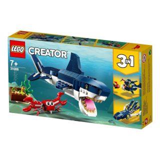 Констр-р LEGO Creator Обитатели морских глубин
