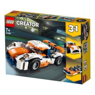 Констр-р LEGO Creator Оранжевый гоночный автомобиль