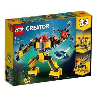 Констр-р LEGO Creator Робот для подводных исследований