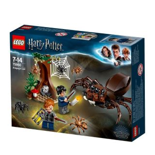 Констр-р LEGO Harry Potter Логово Арагога