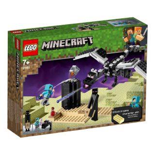 Констр-р LEGO Minecraft Последняя битва