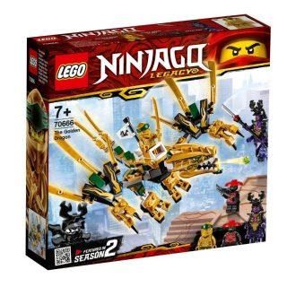Констр-р LEGO Ninjago Золотой Дракон