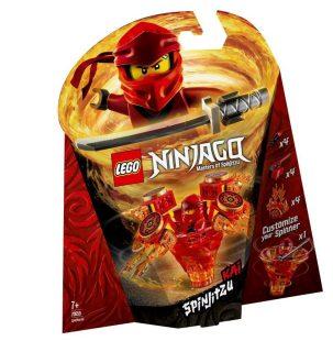 Констр-р LEGO Ninjago Кай: мастер Кружитцу