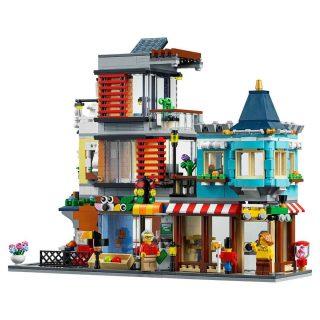 Констр-р LEGO Криэйтор Городской магазин игрушек