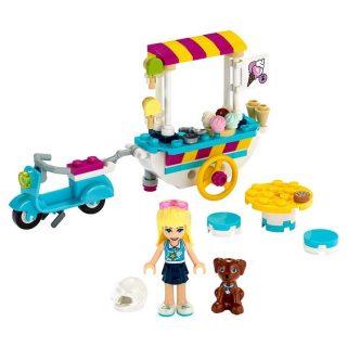 Констр-р LEGO Подружки Тележка с мороженым