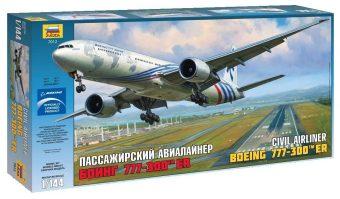Модель Боинг 777-300ER
