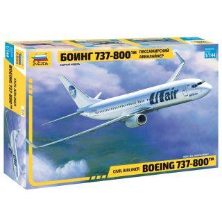Модель Пасс. авиалайнер Боинг 737-800