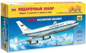 Модель Пассажирский авиалайнер Ил-86