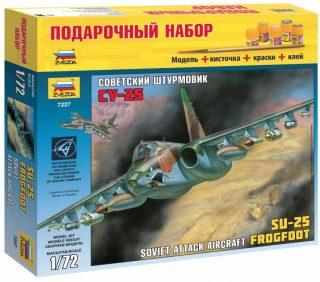 Модель ПН Самолет Су-25