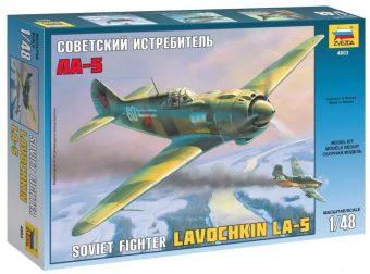 Модель Самолет Ла-5