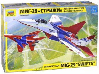 Модель Самолет МиГ-29 авиагруппа Стрижи