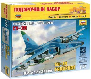 Модель Самолет Су-39