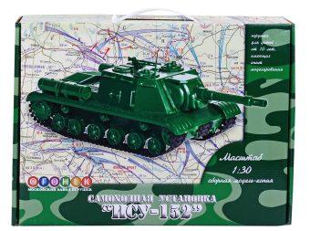 Модель Танк ИСУ-152 (нов.упак.)