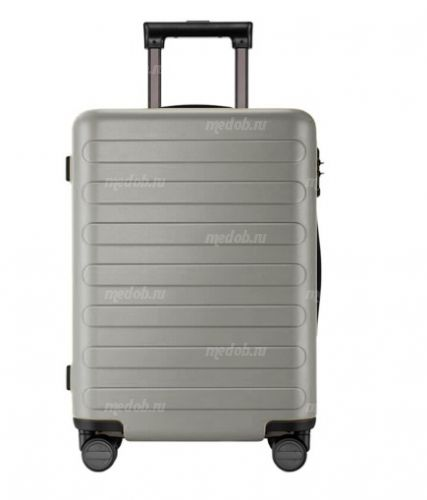 Чемодан Ninetygo Business Travel Luggage 28 Light Grey