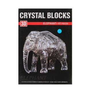 Пазл 3Д  Слон