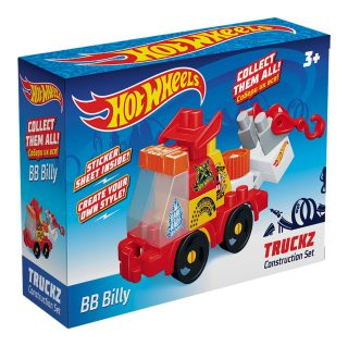 Констр-р Hot Wheels серия truckz BB Billy, 23 эл